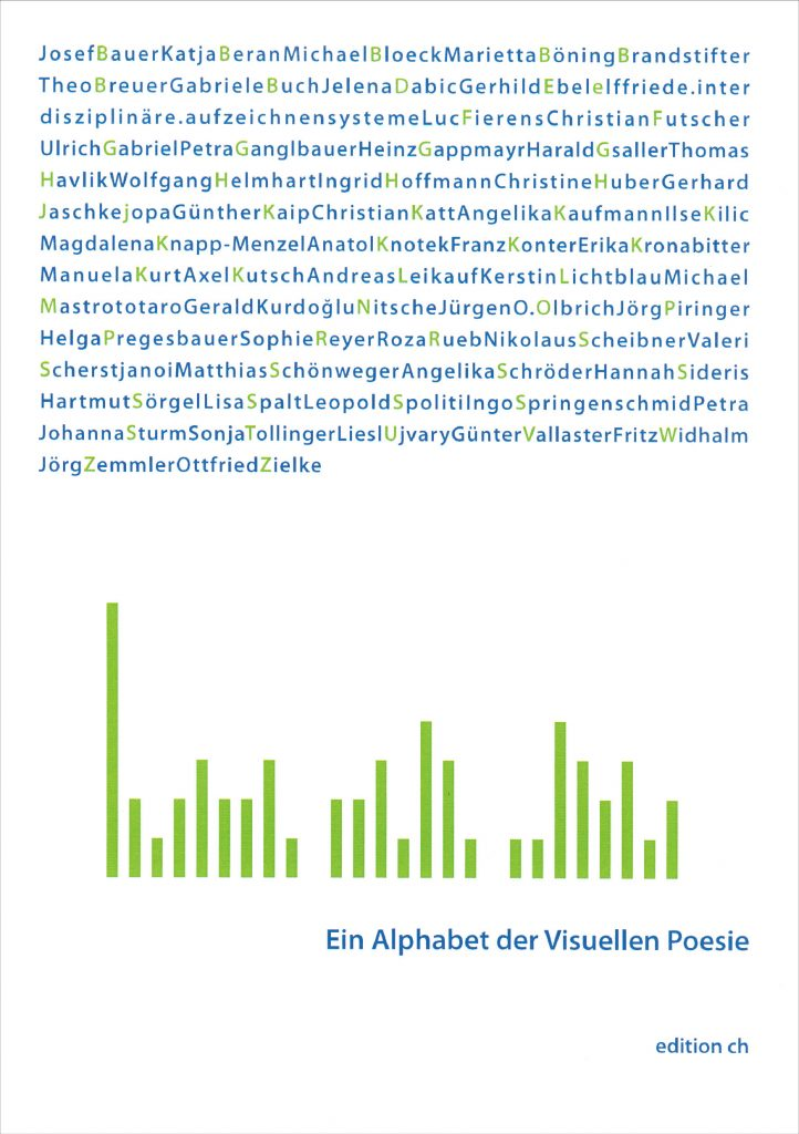 Cover Alphabet Günter Vallaster