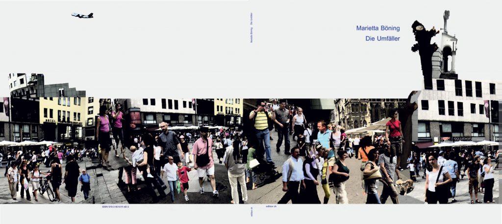 Cover Marietta Böning Die Umfäller