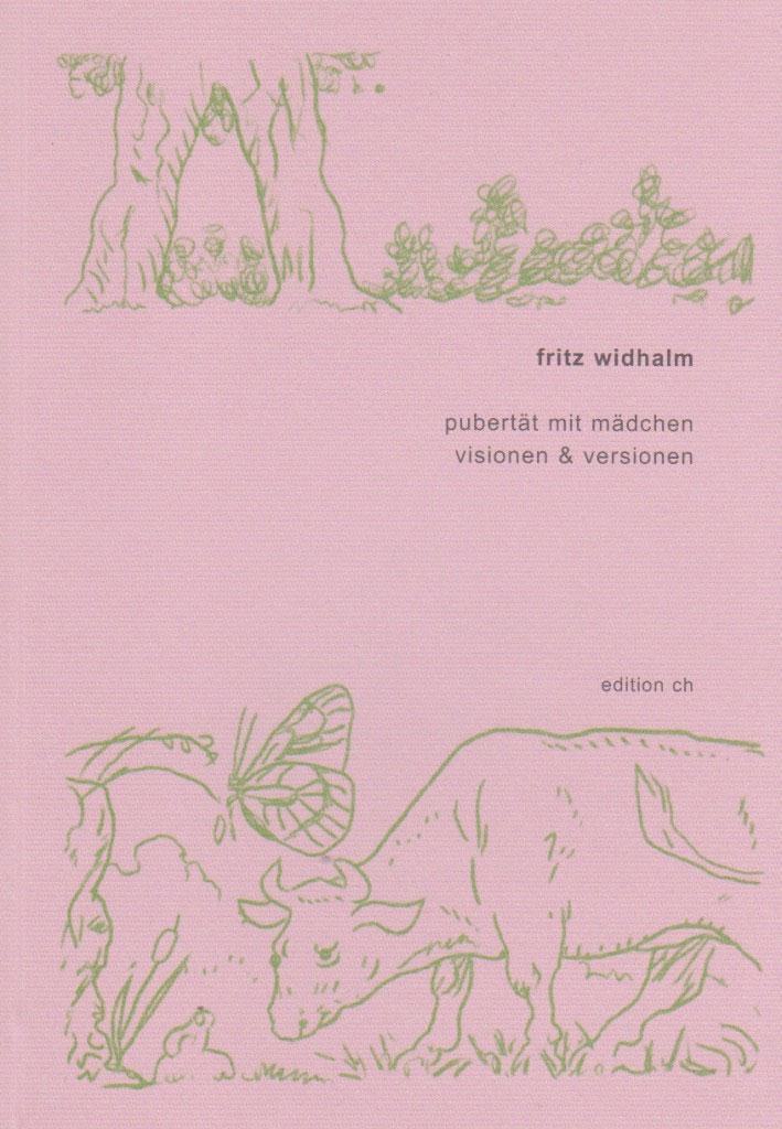 Cover Fritz Widhalm pubertät mit mädchen