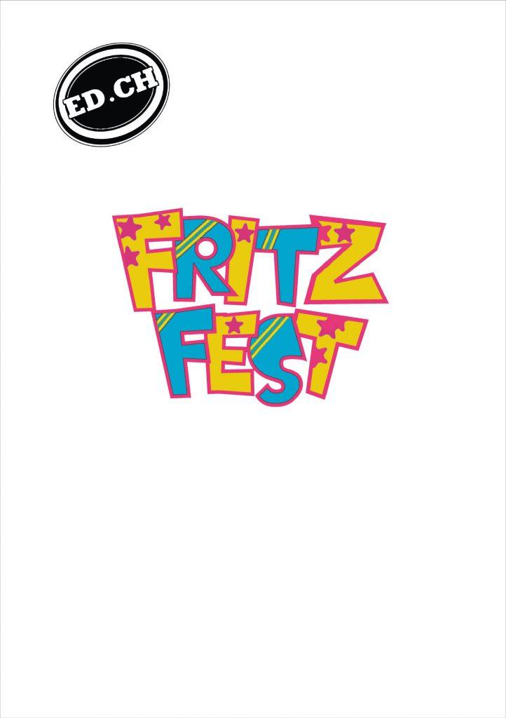 Cover Fritzfest Festschrift für Fritz Widhalm