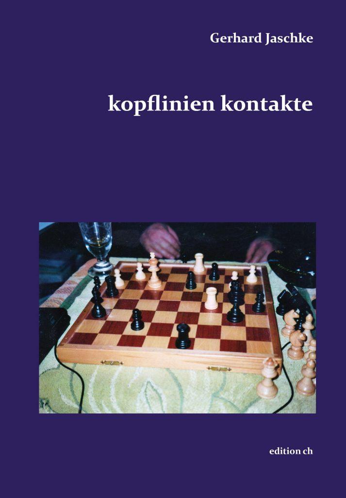 Cover Gerhard Jaschke kopflinien kontakte