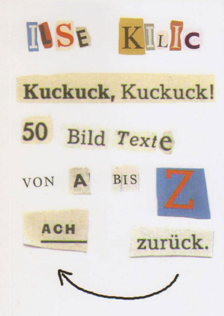 Cover Ilse Kilic Kuckuck Kuckuck