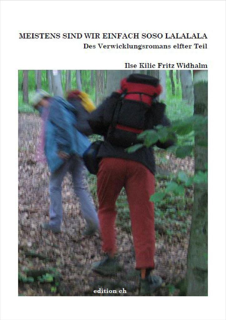 Cover Verwicklung 11 Ilse Kilic Fritz Widhalm