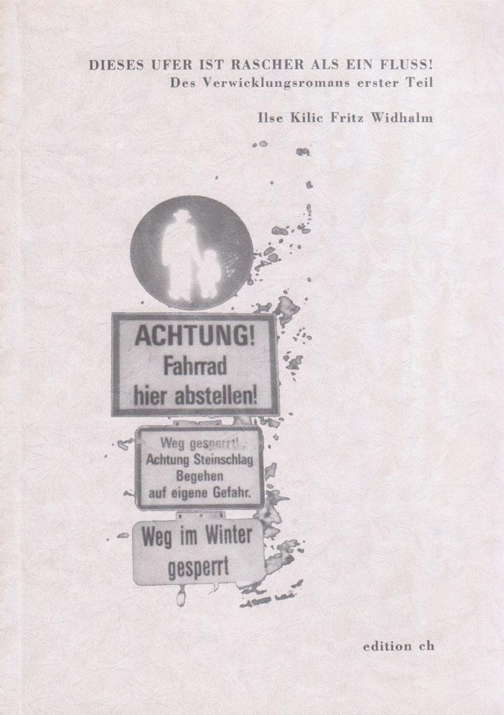 Cover Verwicklung 01 Ilse Kilic Fritz Widhalm
