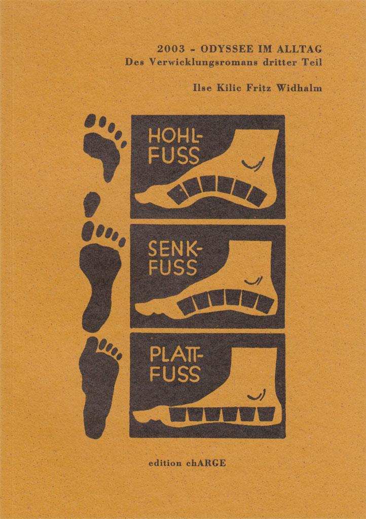 Cover Verwicklung 03 Ilse Kilic Fritz Widhalm