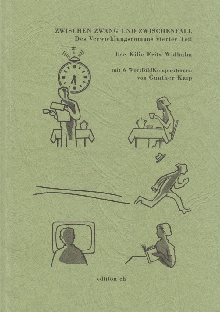 Cover Verwicklung 04 Ilse Kilic Fritz Widhalm