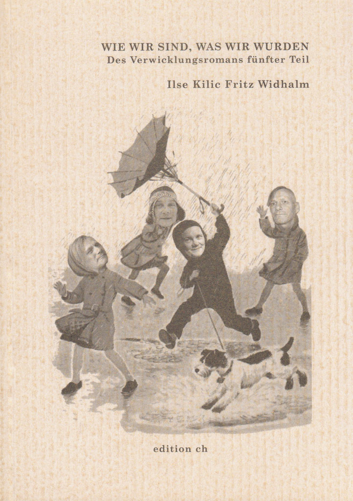 Cover Verwicklung 05 Ilse Kilic Fritz Widhalm
