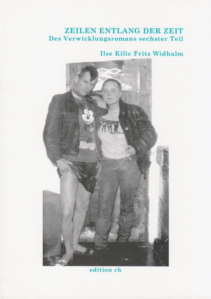 Cover Verwicklung 06 Ilse Kilic Fritz Widhalm