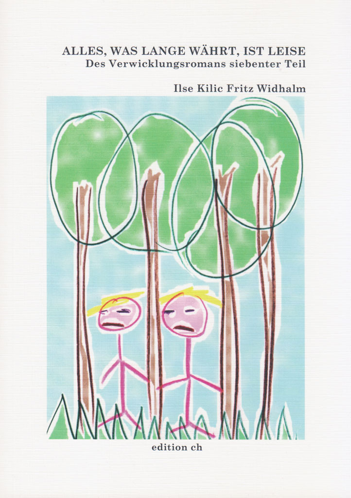 Cover Verwicklung 07 Ilse Kilic Fritz Widhalm
