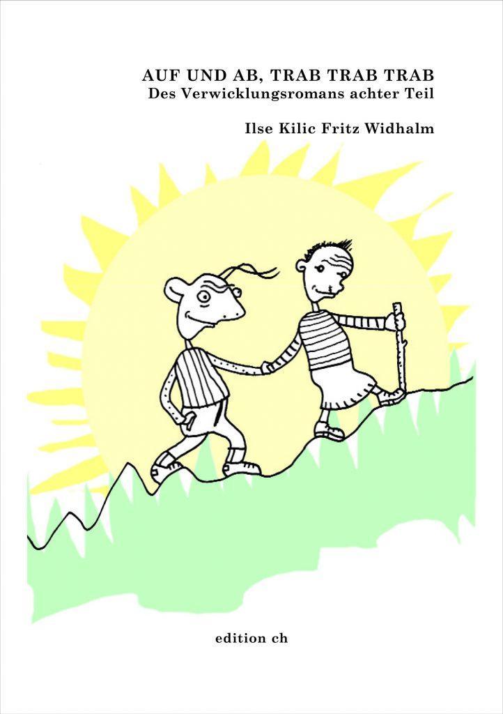 Cover Verwicklung 08 Ilse Kilic Fritz Widhalm