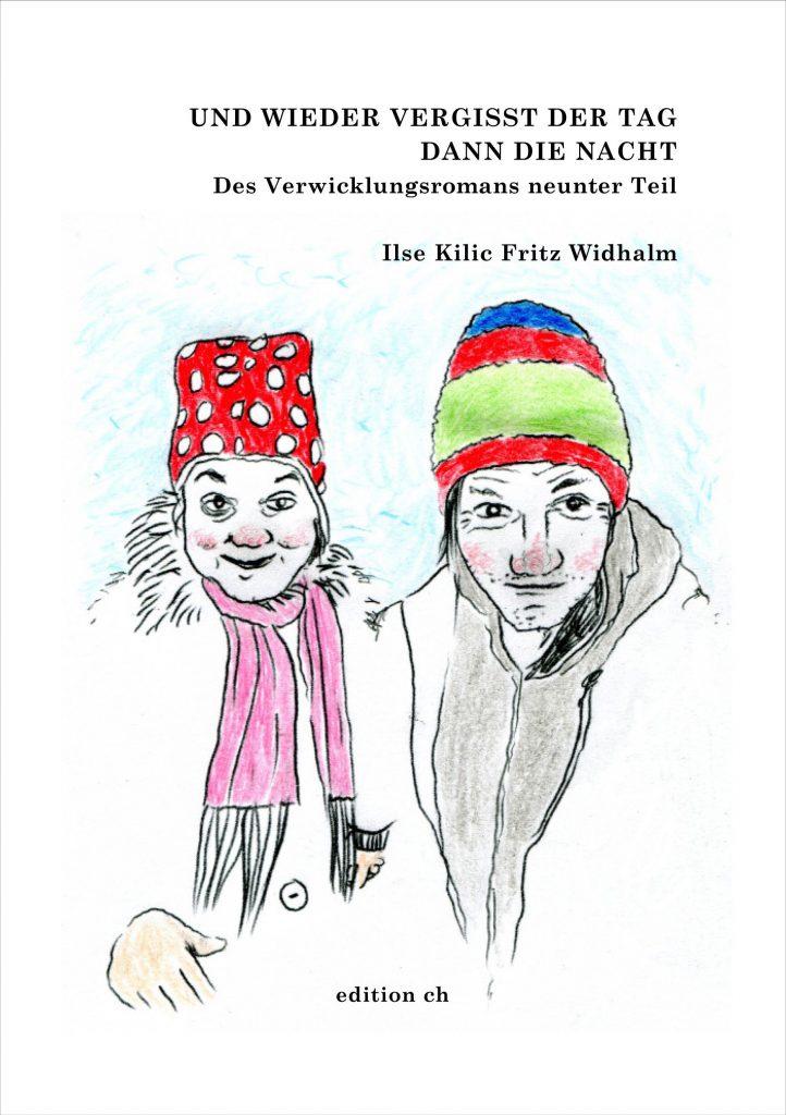 Cover Verwicklung 09 Ilse Kilic Fritz Widhalm