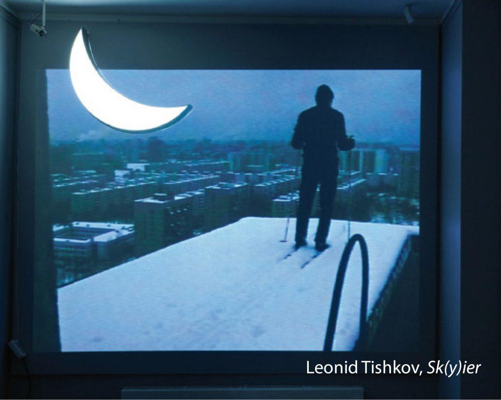 Leonid Tishkov, Sk(y)ier