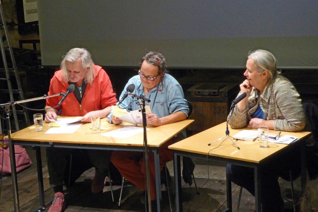 Ilse Kilic, Fritz Widhalm, Renata Zuniga